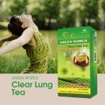 Чай Чин Фэй, Green World — для очищения легких.