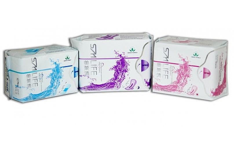 Гигиенические прокладки «Smilife»