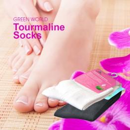 Носки оздоровительные с турмалином