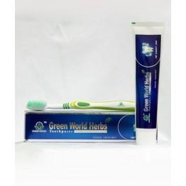 Зубная паста «Зеленый мир»
